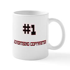 Number 1 ADVERTISING COPYWRITER Mug