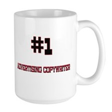 Number 1 ADVERTISING COPYWRITER Mug