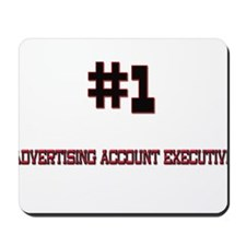 Number 1 ADVERTISING ACCOUNT EXECUTIVE Mousepad