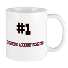 Number 1 ADVERTISING ACCOUNT EXECUTIVE Mug