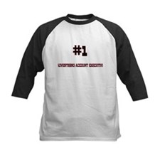 Number 1 ADVERTISING ACCOUNT EXECUTIVE Tee