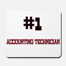 Number 1 ACCOUNTING TECHNICIAN Mousepad