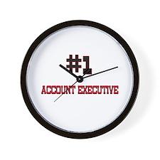 Number 1 ACCOUNT EXECUTIVE Wall Clock
