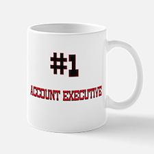 Number 1 ACCOUNT EXECUTIVE Mug