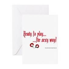 Ready to Play Greeting Cards (Pk of 10)