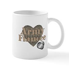 Army Fiancee (ACU heart) Mug