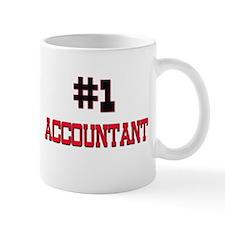 Number 1 ACCOUNTANT Mug