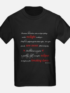 Twilight Titles In Verse T