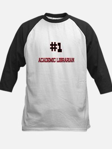 Number 1 ACADEMIC LIBRARIAN Tee