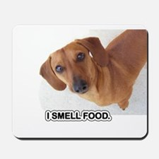 Smell Food Mousepad