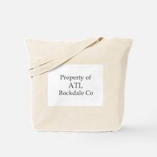 Property of ATL Rockdale Co Tote Bag