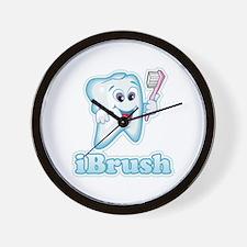 iBrush Wall Clock