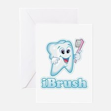 iBrush Greeting Cards (Pk of 20)