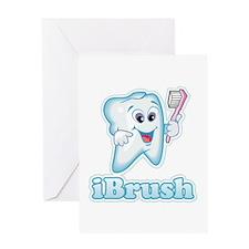 iBrush Greeting Card