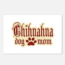 Chihuahua Mom Postcards (Package of 8)