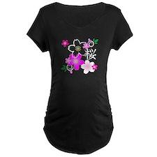 Kanji For Cherry Blossom T-Shirt