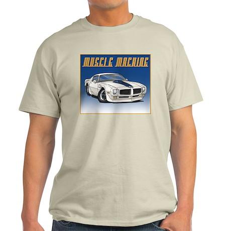 70-73 Pontiac Trans AM Light T-Shirt