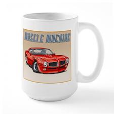 70-73 Red Trans Am Mug
