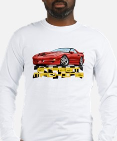 93-02 Trans Am WS6 Long Sleeve T-Shirt