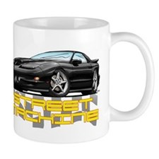 Black Trans Am WS6 Mug
