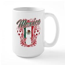 Mexico Futbol Mug