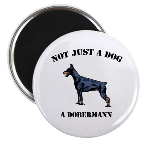 """Not Just a Dog 2.25"""" Magnet (100 pack)"""