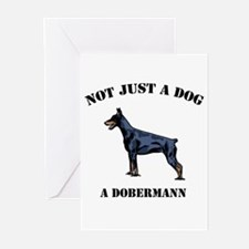 Not Just a Dog Greeting Cards (Pk of 10)