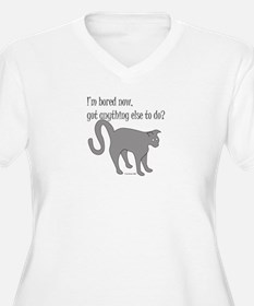 Bored Cat T-Shirt