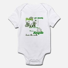 Gone Green Infant Bodysuit