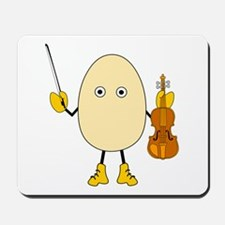 Violinist Mousepad