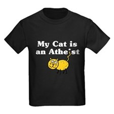 My Cat Is An Atheist T
