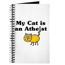 My Cat Is An Atheist Journal
