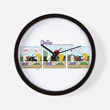 Unique Cartoon character Wall Clock