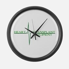 Have A Heart Large Wall Clock