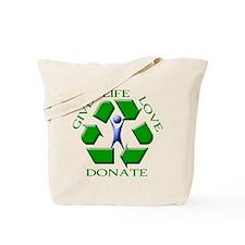 Donate Tote Bag