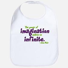 The Power of Imagination Bib