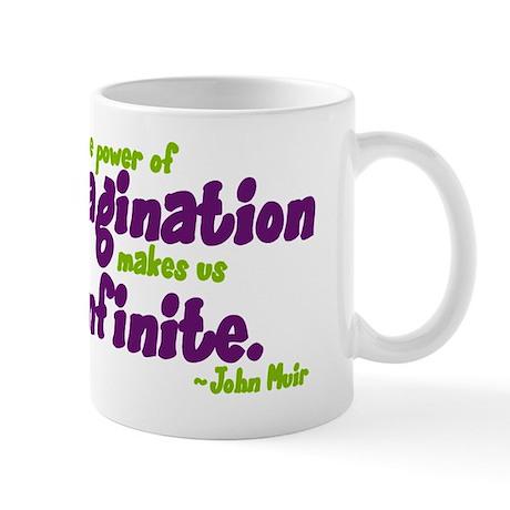 The Power of Imagination Mug