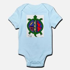 Water Turtle Infant Creeper