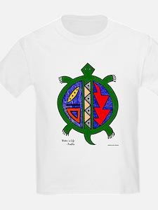 Water Turtle Kids T-Shirt