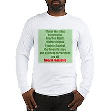 Liberal Fantasies Long Sleeve T-Shirt