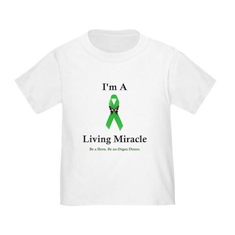 Living Miracle Toddler T-Shirt