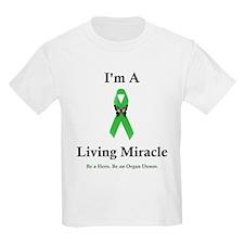 Living Miracle Kids T-Shirt