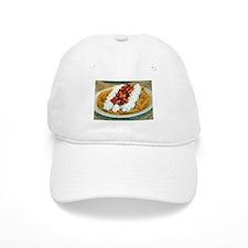 Funnel Cake Baseball Cap