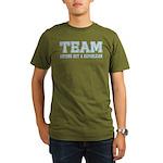 Team Anti Republican Organic Men's T-Shirt (dark)