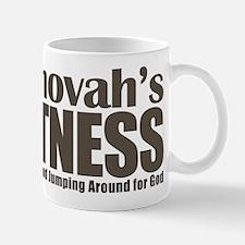 Jehovah's Fitness Mug