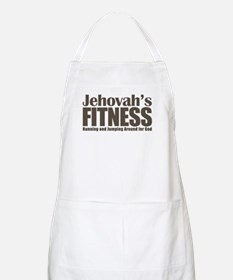 Jehovah's Fitness BBQ Apron
