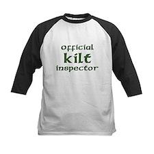 Official Kilt Inspector Tee