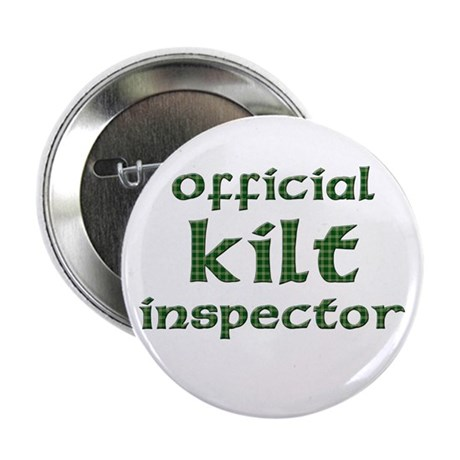 """Official Kilt Inspector 2.25"""" Button (10 pack)"""