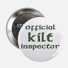 """Official Kilt Inspector 2.25"""" Button"""