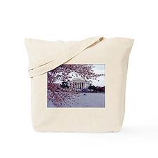 Cherry Blossoms, Washington, DC Tote Bag